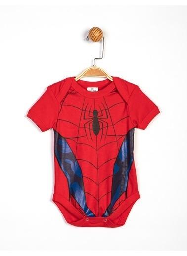 Spider-Man Body Kırmızı